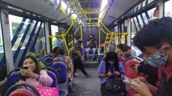PSBB Transisi, Jumlah Penumpang Bus TransJakarta Naik 22 Persen per Hari