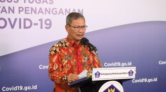 LIVE STREAMING: Update Covid-19 Selasa, 30 Juni 2020
