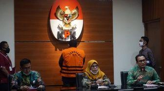 Kasus Korupsi RTH Bandung, KPK Perpanjang Masa Penahanan Dadang Suganda