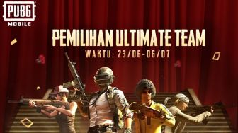 PUBG Mobile Cari Influencer eSports Favorit