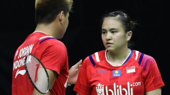 Praveen / Melati Melaju Mulus ke Perempat Final PBSI Home Tournament