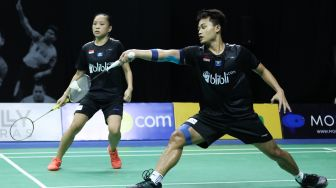 Akbar / Winny Tantang Praveen / Melati di Final PBSI Home Tournament