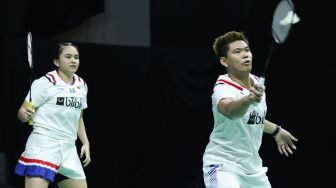 Praveen / Melati Maju ke Final PBSI Home Tournament