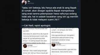 Dianggap Bela Pemerkosa, Netizen Ini Dihujat Habis-habisan