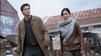 Sinopsis The Hunger Games: Catching Fire dan 5 Fakta Menariknya