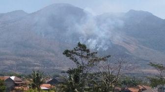 Pendaki 16 Tahun Hilang di Gunung Guntur