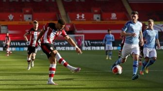 Southampton vs Man City, 5 Fakta Menarik Usai The Citizen Takluk di St Mary
