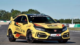 Honda Civic Type R Limited Edition Jadi Official Safety Car WTCR 2020