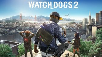 Game Watch Dogs 2 Akan Digratiskan saat Ubisoft Forward