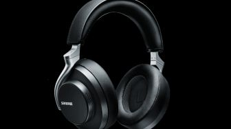 Shure Kenalkan Headphone AONIC 50 Wireless Noice Cancelling