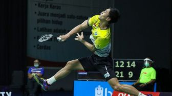 PBSI Home Tournament: Shesar Susah Payah Tundukkan Pemain Junior
