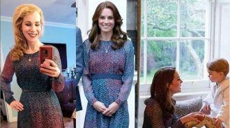 Wanita Ini Terobsesi Gaya Kate Middleton, Akui Hampir Habis Setengah Miliar