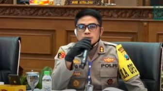 "Tolak Program New Normal Pemerintah, Polisi Cap Desa Ini Beraliran ""Kiri"""