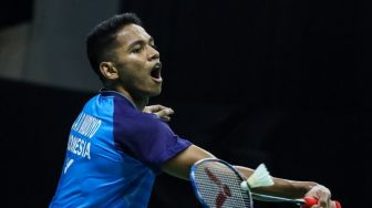 Chico Bakal Tampil All Out Hadapi Anthony Sinisuka Ginting di Semifinal