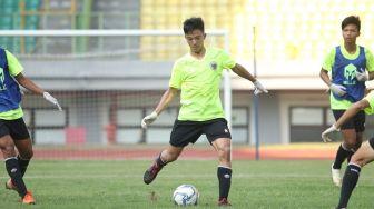 Cerita Pemain Muda Persija Jalani Swab Test di Tengah TC Timnas Indonesia U-16