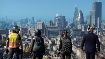Dukung Ray Tracing, Spesifikasi PC Watch Dogs Legion Makin Berat