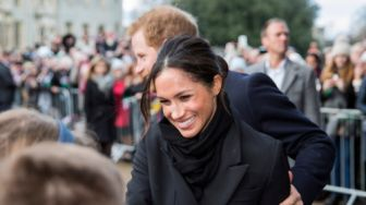 Hits Lifestyle: Baby Bump Meghan Markle, Foto KTP Pria Cakep