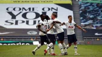 5 Fakta Menarik Usai Tottenham vs Arsenal di Derby London Utara