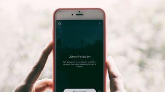 Cara Gunakan Live Rooms Instagram