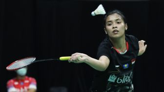 Gregoria Tantang Putri KW di Final PBSI Home Tournament