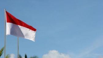 Bakar Bendera Merah Putih, MA Ingin Ubah NKRI Jadi Kerajaan Mataram