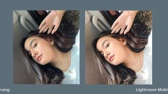 Cara Edit Foto Agar Terang di Lightroom