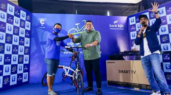 Ini Event Sepeda BJBCycling DigiCash V-Ride Series 1 Gowes Berhadiah!