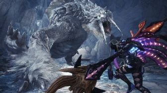 Monster Hunter World Jadi Game Terlaris Capcom, Bukan Resident Evil