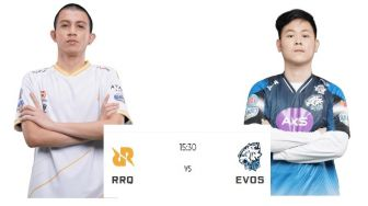 Sengitnya EL Clasico MPL Indonesia Season 6, RRQ Hempaskan EVOS Legends