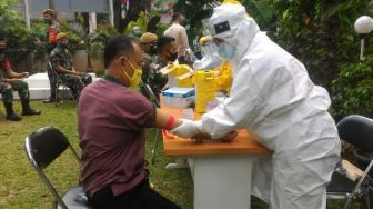 5 Puskemas Kabupaten Tangerang Lockdown, 28 Nakes Positif COVID-19