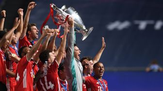 Link Live Streaming Bayern Munich Vs Atletico, Big Match Liga Champions