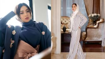 Inspirasi Model Jilbab Nikita Willy, Modis dan Elegan