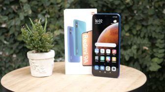 Review Redmi 9A, HP Termurah Xiaomi di Indonesia
