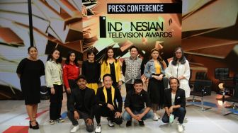 Indonesian Television Awards 2020 Kembali Digelar