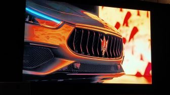 Konser Drive-In Otomotif, Maserati New Era World Premiere MMXX