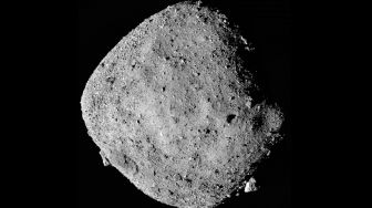 Waduh! NASA Alami Kebocoran Sampel Asteroid