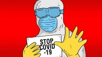 Cegah Sebaran Covid-19, Kampanye Pemilihan Lurah Jambidan Dilakukan Online