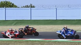 Menang 'Rookie of The Year' MotoGP, Brad Binder Mengaku Kaget