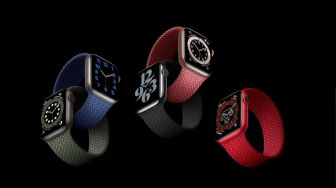 Tumbuh Positif, Apple Memimpin Pasar Smartwatch Global