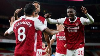 Hasil Arsenal Vs West Ham: The Gunners Menang 2-1