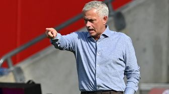 Tanggalkan Julukan The Special One, Mourinho: Sekarang The Experienced One