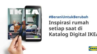 Adaptasi New Normal, IKEA Hadirkan Belanja Pintar  lewat Katalog Digital