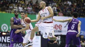 IBL: Arki Wisnu Masuk Nominasi Sixthman of the Year