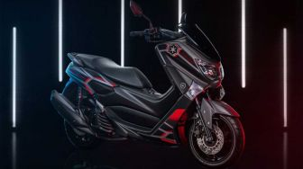 Best 5 Oto: Luke Skywalker Motoran Yamaha NMax, Vespa Launching Lagi
