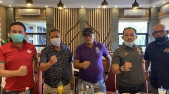 Cegah Covid 19, PSSI Sumsel Hentikan Lima Kompetisi