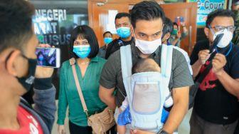 Tolak Anak Diurus Orang Lain, Suami Vanessa Angel: Biar Gue Nggak Gila