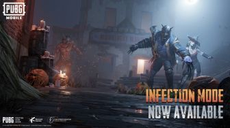 Jelang Halloween, PUBG Mobile Rilis Infection Mode dengan Zombie