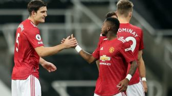 Link Live Streaming Liga Champions, Manchester United vs RB Leipzig