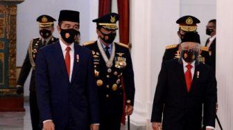 Sebut Reshuffle Urusan Jokowi, PPP: Wapres Ma'ruf Saja Mungkin Tidak Tahu