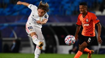 Liverpool Bakal All Out, Modric: Real Madrid Harus Tampil di Level Terbaik